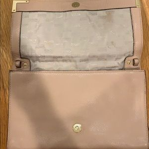 MICHAEL Michael Kors Bags - Michael Michael Kors Blush Leather Clutch